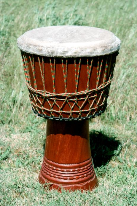 Names of African Drums images