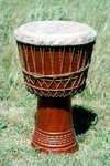 [ Professional Guinean djembe ]