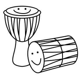 Drumming Is Fun! African drum workshops for business, schools and ...